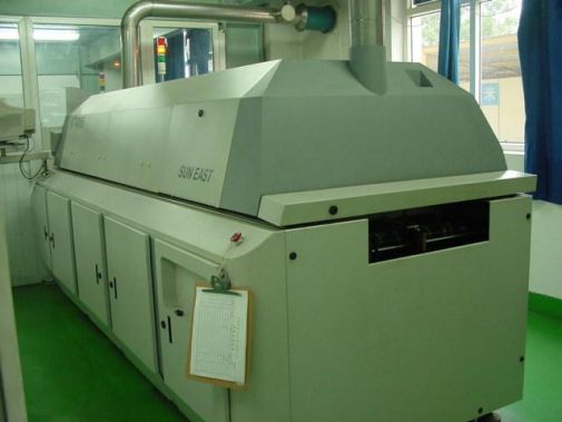 Reflow Oven 回流焊機